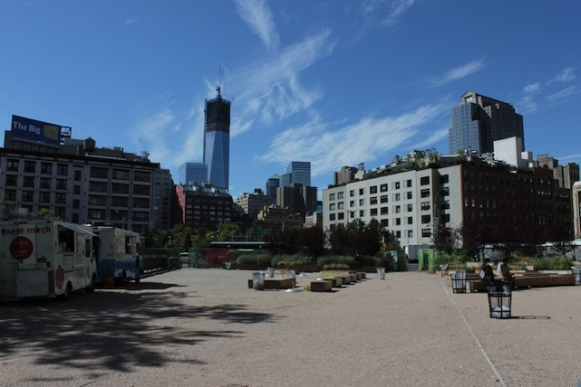 2 - A View towards WTC One
