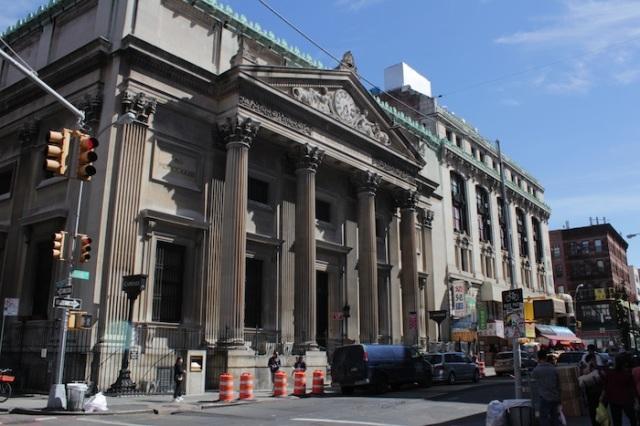 23 – Former Bowery Savings Bank.