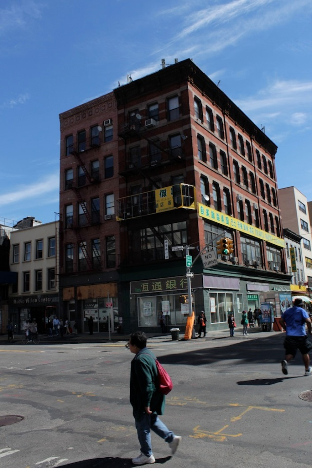 26 – The Bowery.