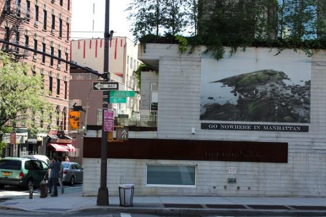 3 - Go Nowhere In Manhattan