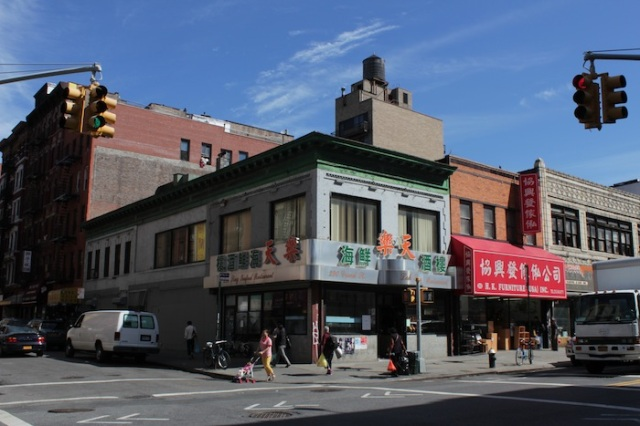 30 – Eldridge Street.