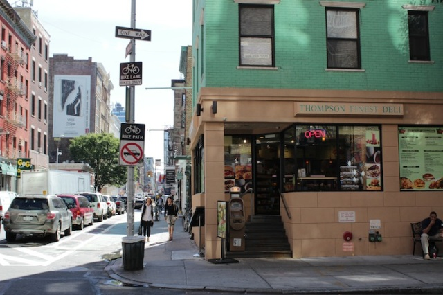 6 - Thompson Street Deli