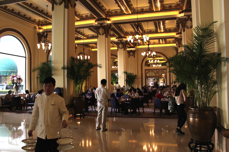 The Peninsula Hotel Hong Kong Dream Of A City
