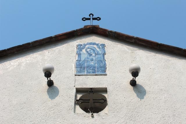 The Chapel of São Tiago, circa 1740.