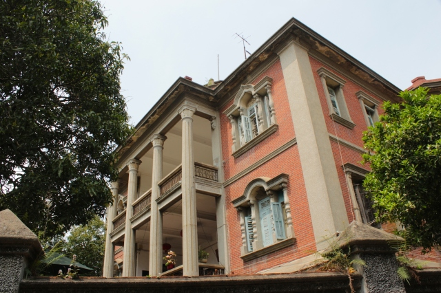 Yang Family Villa 楊家園 (1913)