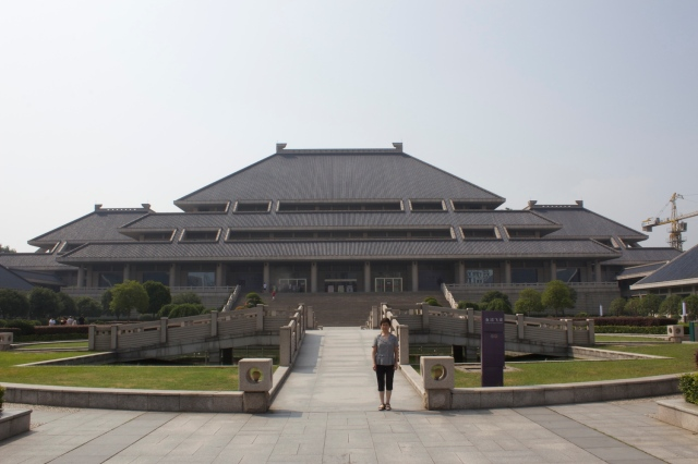 The Hubei Provincial Museum.