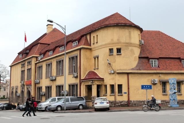 The Former Imperial Court of Kiautchou (1913)