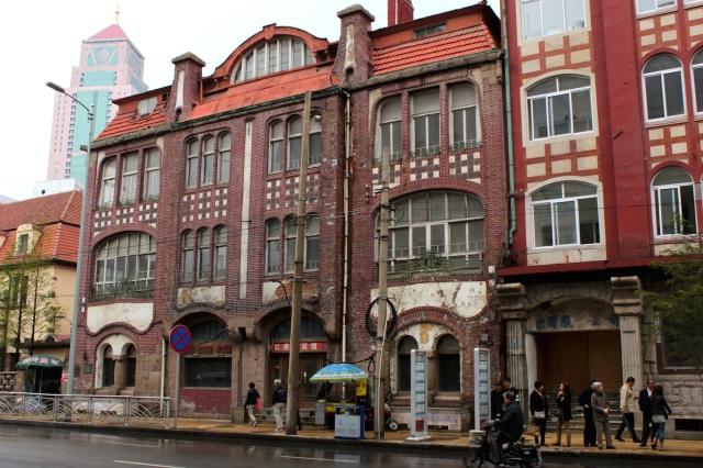 The Pharmacy, on Prinz Heinrich Street