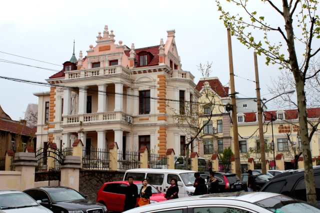 Residential Villa near St Michael's Cathedral.