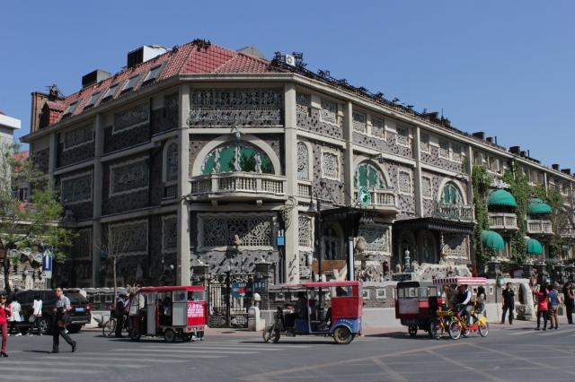 5 - Interesting building
