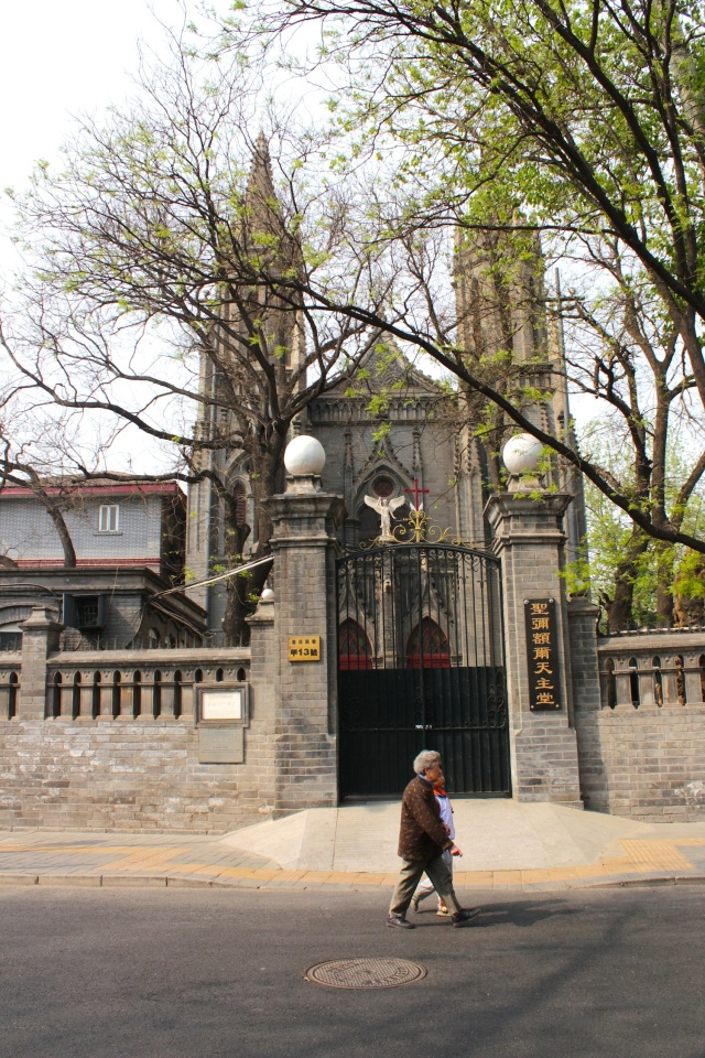 St Michael's Church, built in 1904.