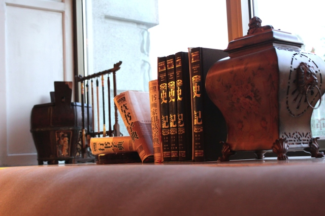 Books at the Writer's Bar