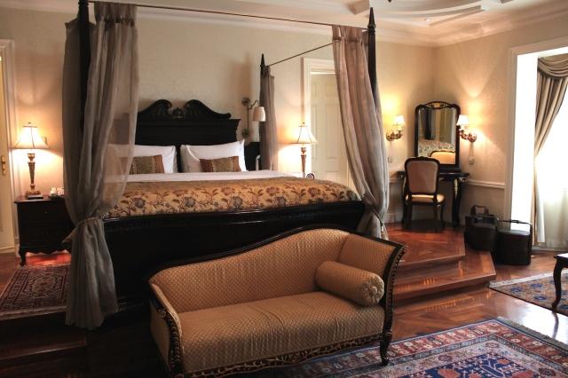 My room - the George Bernard Shaw Suite.