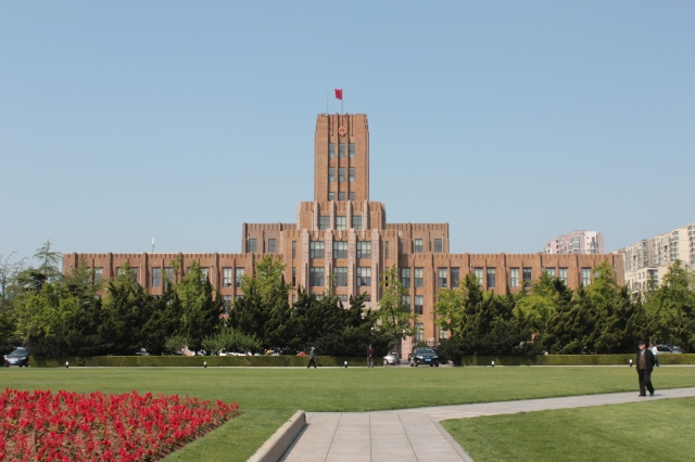 Today's Municipal Government building on People's Square was built in the 1930s by the Japanese.