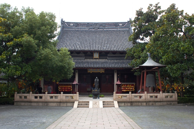 The Confucious Temple - 文廟 is THE highlight of any visit to the Old City.