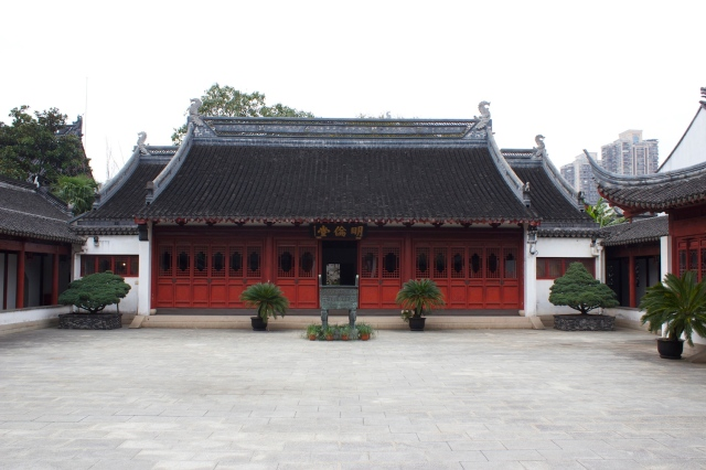 All Confucius Temples were also Academies, educating young boys in the Classics.