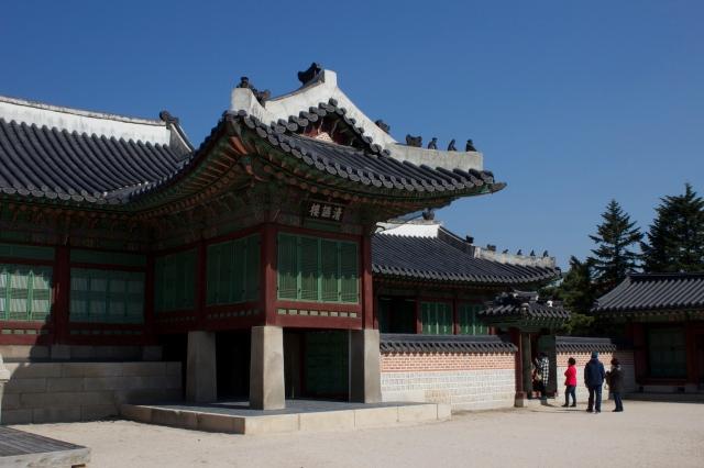 The Jagyeongjeon.