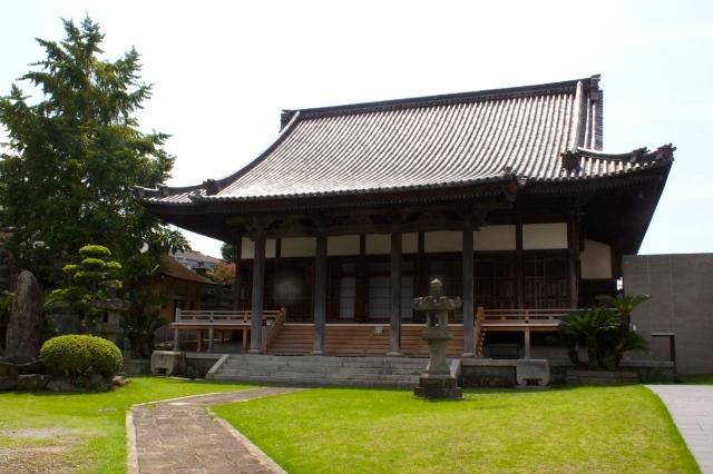The Shokaku-ji proper.