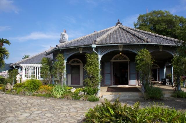 The residence of Thomas Blake Glover (1863).