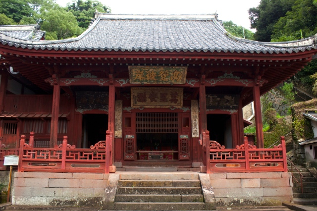 The main temple of the Soofukiji