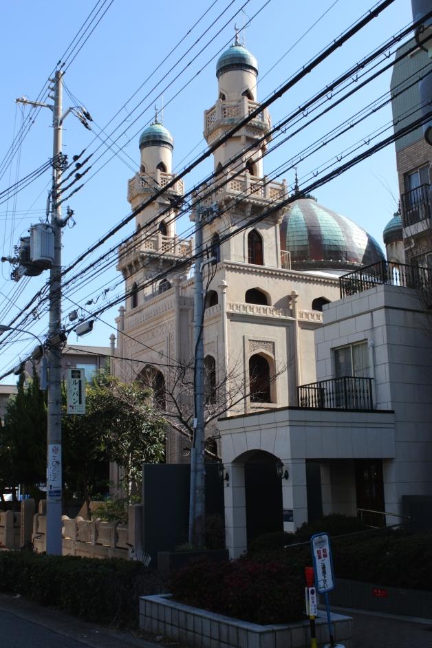 Kobe Mosque.