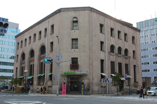 The Kobe Sumitomo 住友Bank Building.
