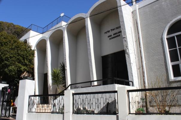 Ohel Shelomo Synagogue serves the Kansai area.