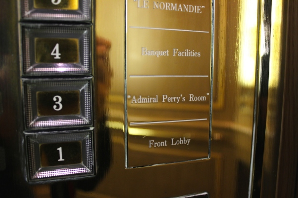 Admiral Perry Room.