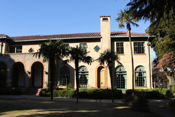 Berrick Hall was built in 1930.