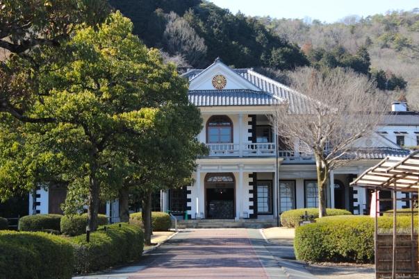 Higashi-Yamanashi District Office (1885).