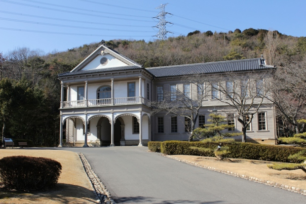 Mie Prefectural Normal School (1888).