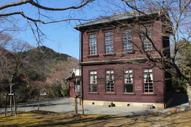 Gakushuin Principal's Office and Residence, Peers School, Tokyo (1909)