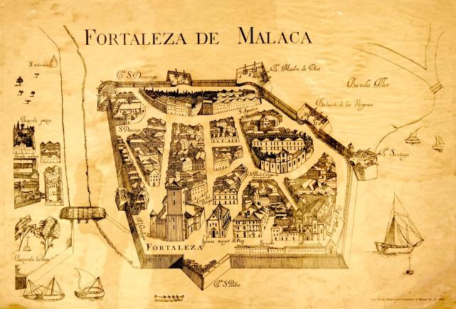 1 - Malacca and Manila Image