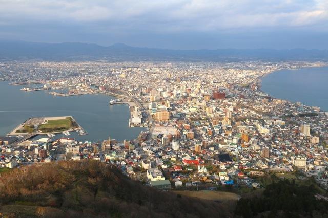 1 - Hakodate Panorama