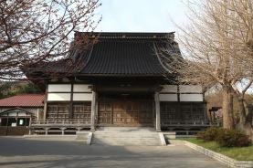 Higashi Honganji Temple Funami Branch 東本願寺函館別院船見支院 (1926).