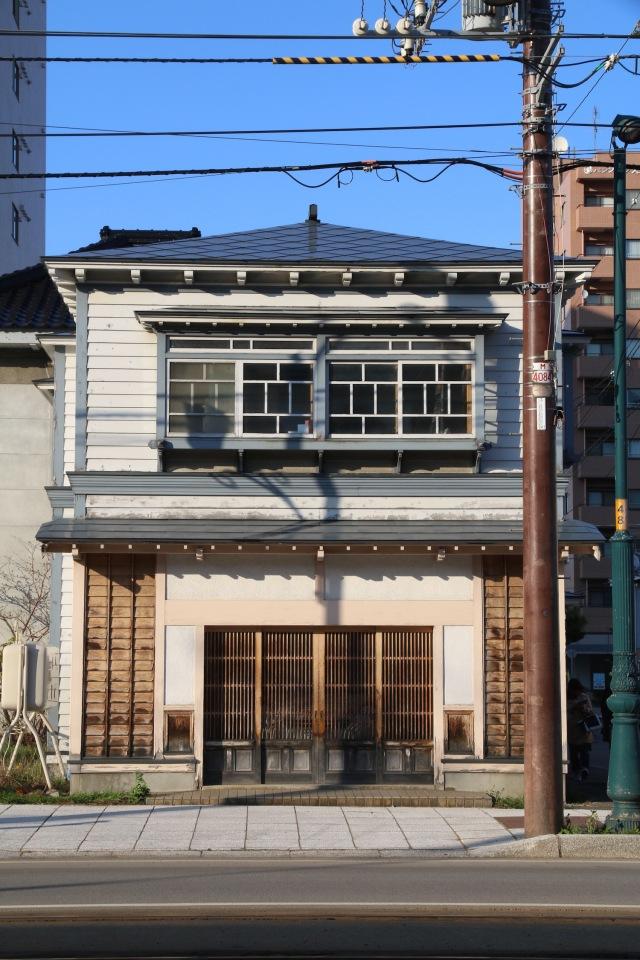 Jap-Euro Architecture I