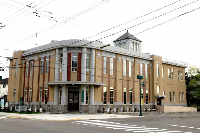Old Hakodate Nishi Police Station Bldg