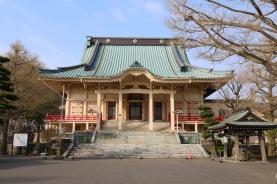 Shomyoji Temple 称名寺 (1929).