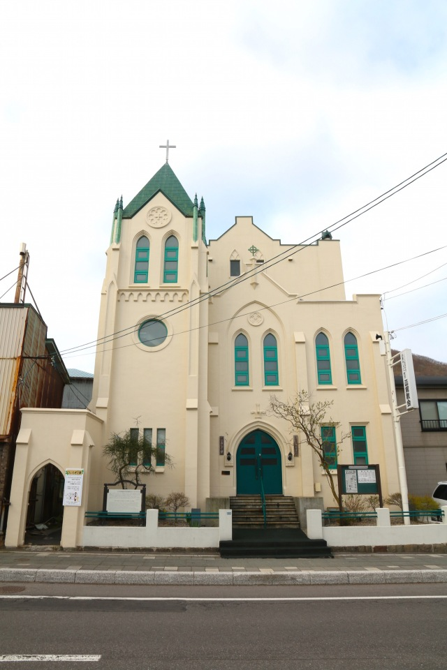 Union Church of HAkodate
