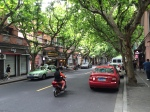 The French Concession, Shanghai.