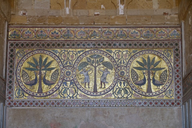 La Zisa - Mosaic