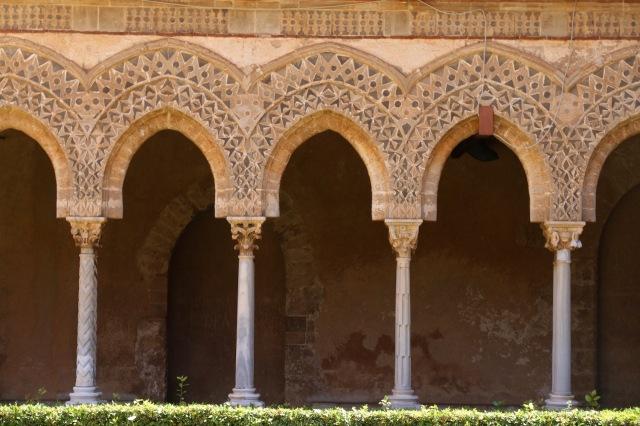 Monreale - Arches
