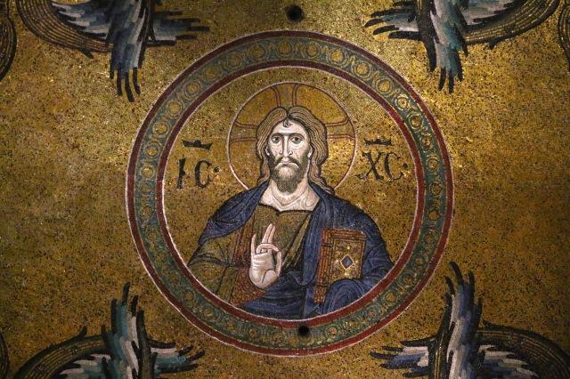 Monreale - Christ Pantocrator III