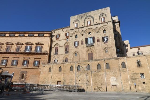 Norman Palace - Exterior