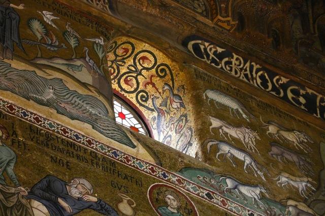 Palatine Chapel - Closeup