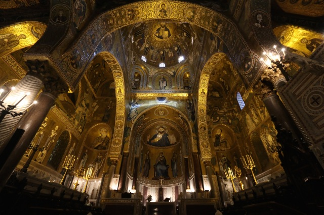 PAlatine Chapel - Overview