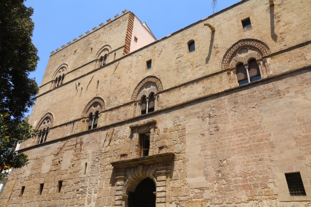 Steri Castle - Exterior