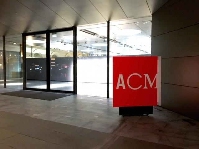 ACM Wing