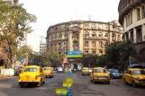 Downtown Calcutta.
