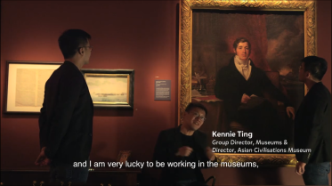 In this, the very first episode, I tackled the Portrait of Sir Stamford Raffles, and reveal how the portrait is not about Singapore at all, but commemorates Raffles' achievements in Java.